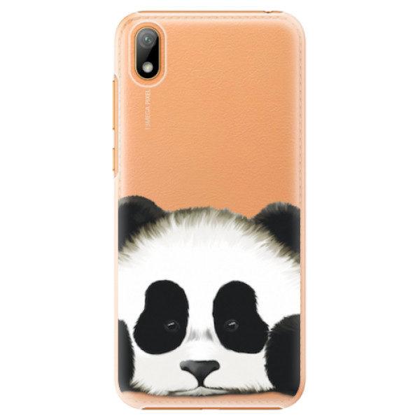 Plastové pouzdro iSaprio – Sad Panda – Huawei Y5 2019 Plastové pouzdro iSaprio – Sad Panda – Huawei Y5 2019