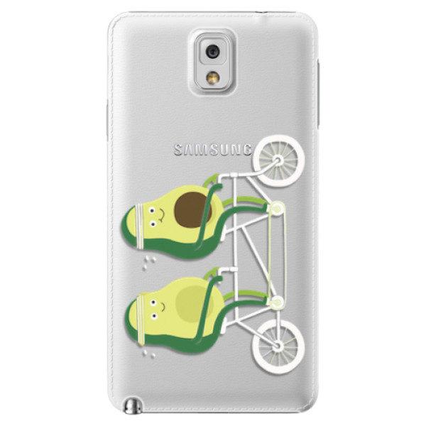 Plastové pouzdro iSaprio – Avocado – Samsung Galaxy Note 3 Plastové pouzdro iSaprio – Avocado – Samsung Galaxy Note 3