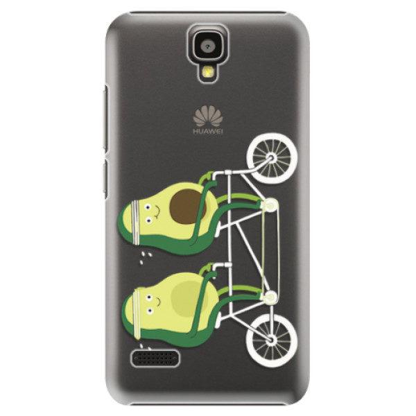 Plastové pouzdro iSaprio – Avocado – Huawei Ascend Y5 Plastové pouzdro iSaprio – Avocado – Huawei Ascend Y5