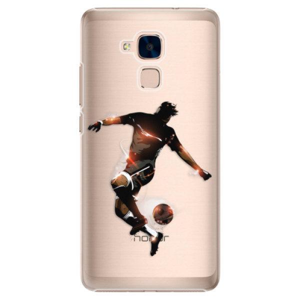 Plastové pouzdro iSaprio – Fotball 01 – Huawei Honor 7 Lite Plastové pouzdro iSaprio – Fotball 01 – Huawei Honor 7 Lite