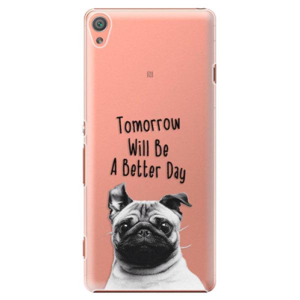 Plastové pouzdro iSaprio – Better Day 01 – Sony Xperia XA Plastové pouzdro iSaprio – Better Day 01 – Sony Xperia XA