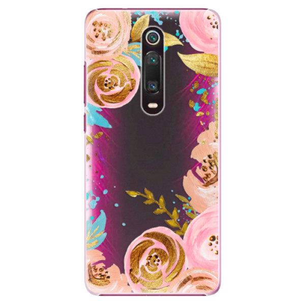 Plastové pouzdro iSaprio – Golden Youth – Xiaomi Mi 9T Plastové pouzdro iSaprio – Golden Youth – Xiaomi Mi 9T