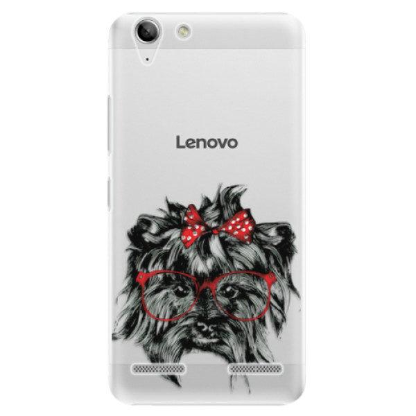 Plastové pouzdro iSaprio – Abstract Triangles 03 – black – Lenovo A1000 Plastové pouzdro iSaprio – Abstract Triangles 03 – black – Lenovo A1000