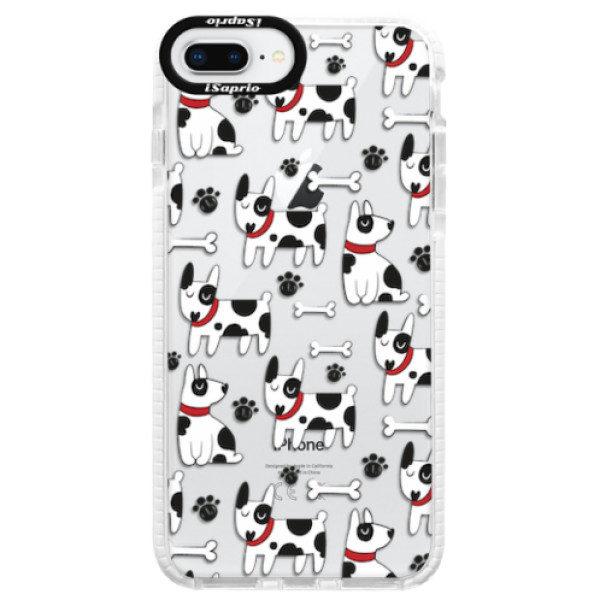Silikonové pouzdro Bumper iSaprio – Dog 02 – iPhone 8 Plus Silikonové pouzdro Bumper iSaprio – Dog 02 – iPhone 8 Plus