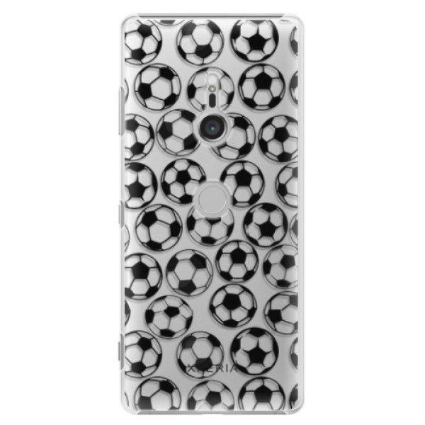 Plastové pouzdro iSaprio – Abstract Triangles 03 – black – Sony Xperia 10 Plastové pouzdro iSaprio – Abstract Triangles 03 – black – Sony Xperia 10