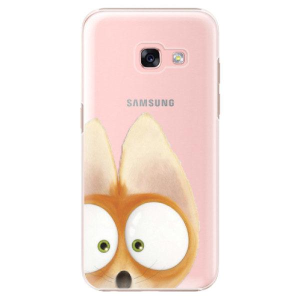 Plastové pouzdro iSaprio – Fox 02 – Samsung Galaxy A3 2017 Plastové pouzdro iSaprio – Fox 02 – Samsung Galaxy A3 2017