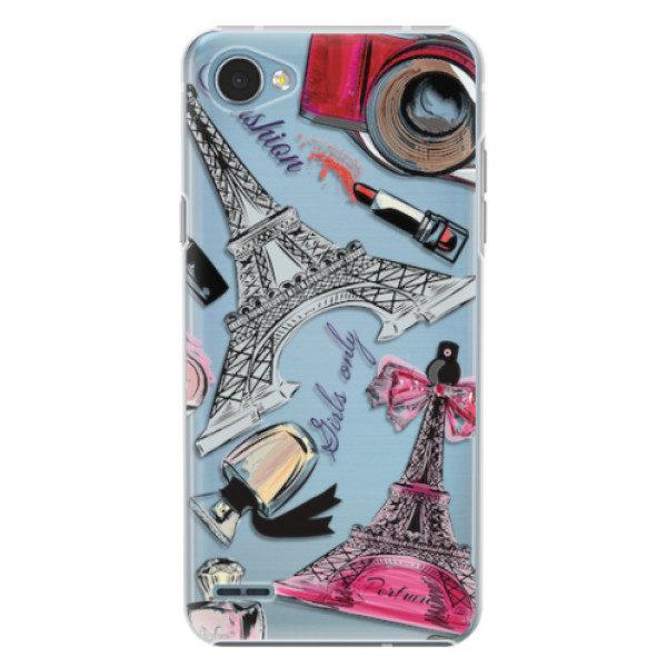 Plastové pouzdro iSaprio – Fashion pattern 02 – LG Q6 Plastové pouzdro iSaprio – Fashion pattern 02 – LG Q6
