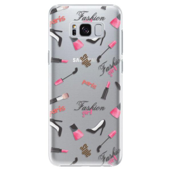 Plastové pouzdro iSaprio – Fashion pattern 01 – Samsung Galaxy S8 Plus Plastové pouzdro iSaprio – Fashion pattern 01 – Samsung Galaxy S8 Plus