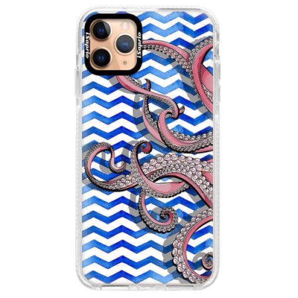 Silikonové pouzdro Bumper iSaprio – Octopus – iPhone 11 Pro Max Silikonové pouzdro Bumper iSaprio – Octopus – iPhone 11 Pro Max