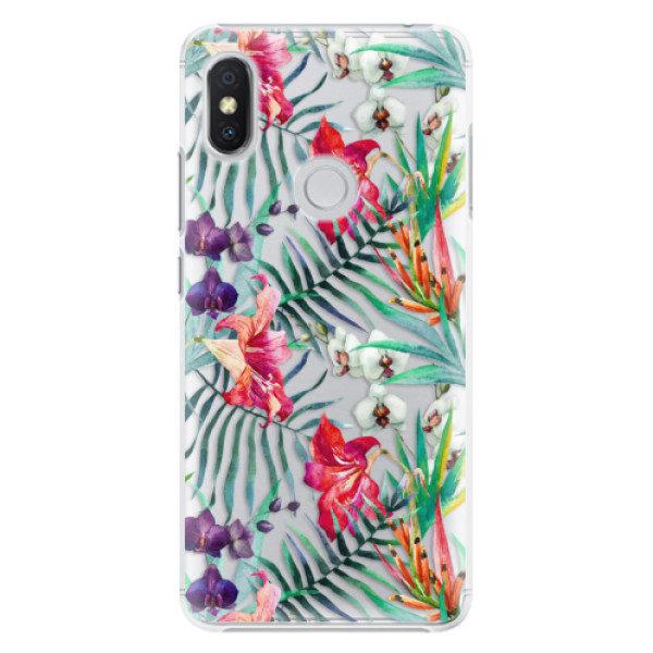Plastové pouzdro iSaprio – Flower Pattern 03 – Xiaomi Redmi S2 Plastové pouzdro iSaprio – Flower Pattern 03 – Xiaomi Redmi S2
