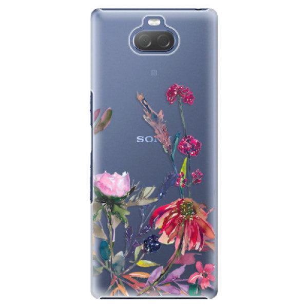 Plastové pouzdro iSaprio – Herbs 02 – Sony Xperia 10 Plus Plastové pouzdro iSaprio – Herbs 02 – Sony Xperia 10 Plus