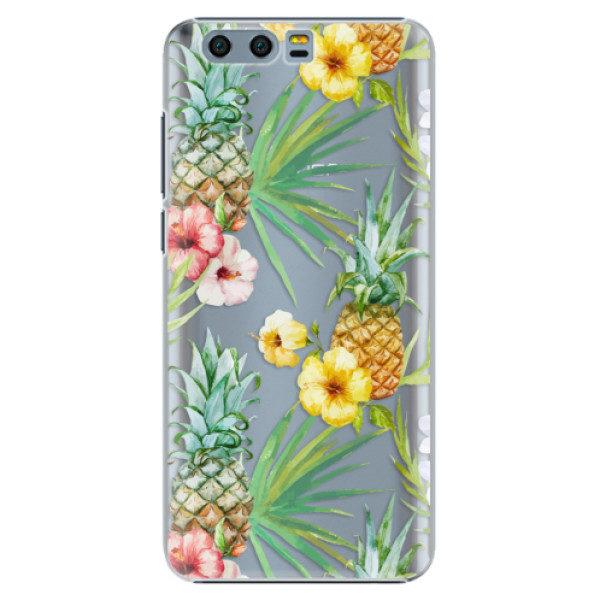 Plastové pouzdro iSaprio – Pineapple Pattern 02 – Huawei Honor 9 Plastové pouzdro iSaprio – Pineapple Pattern 02 – Huawei Honor 9