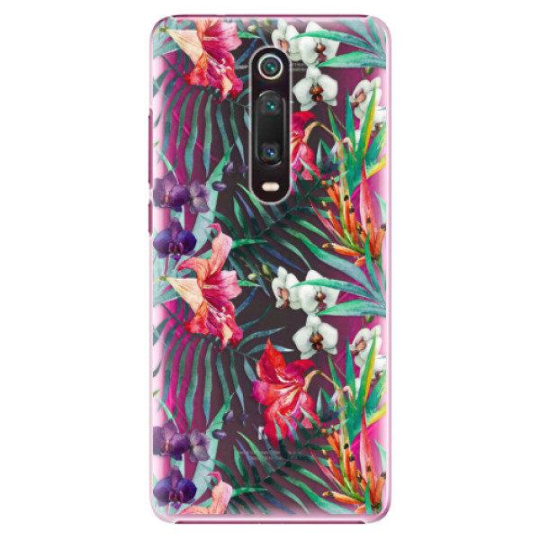 Plastové pouzdro iSaprio – Flower Pattern 03 – Xiaomi Mi 9T Plastové pouzdro iSaprio – Flower Pattern 03 – Xiaomi Mi 9T