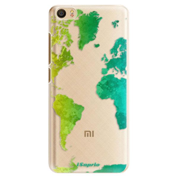 Plastové pouzdro iSaprio – Cold Map – Xiaomi Mi5 Plastové pouzdro iSaprio – Cold Map – Xiaomi Mi5