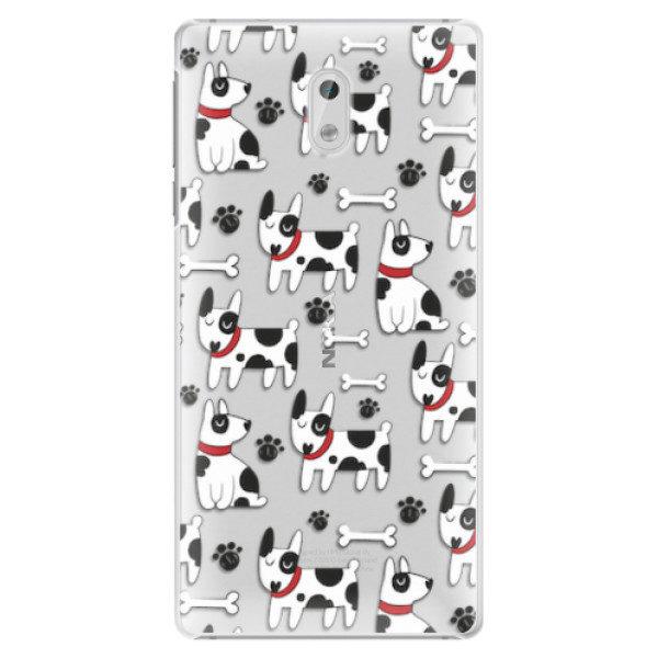 Plastové pouzdro iSaprio – Dog 02 – Nokia 3 Plastové pouzdro iSaprio – Dog 02 – Nokia 3
