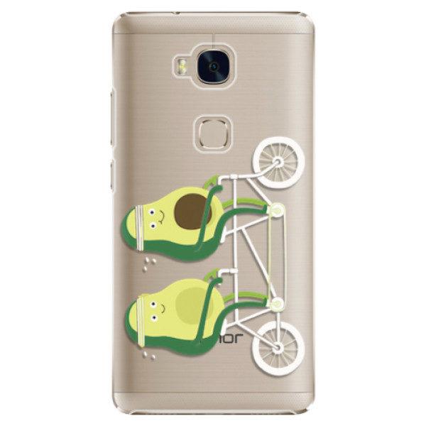 Plastové pouzdro iSaprio – Avocado – Huawei Honor 5X Plastové pouzdro iSaprio – Avocado – Huawei Honor 5X