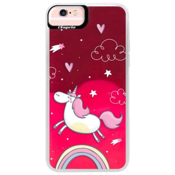 Neonové pouzdro Pink iSaprio – Pineapple Pattern 02 – iPhone 6 Plus/6S Plus Neonové pouzdro Pink iSaprio – Pineapple Pattern 02 – iPhone 6 Plus/6S Plus