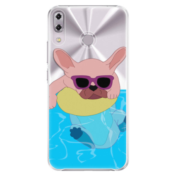 Plastové pouzdro iSaprio – Swimming Dog – Asus ZenFone 5Z ZS620KL Plastové pouzdro iSaprio – Swimming Dog – Asus ZenFone 5Z ZS620KL