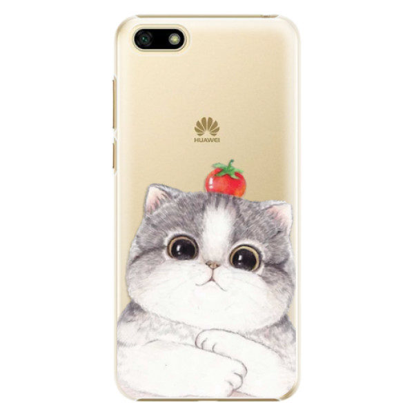 Plastové pouzdro iSaprio – Cat 03 – Huawei Y5 2018 Plastové pouzdro iSaprio – Cat 03 – Huawei Y5 2018