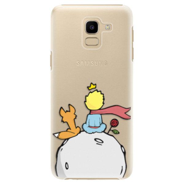 Plastové pouzdro iSaprio – Prince – Samsung Galaxy J6 Plastové pouzdro iSaprio – Prince – Samsung Galaxy J6
