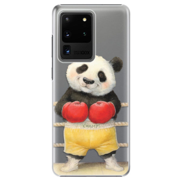 Plastové pouzdro iSaprio – Champ – Samsung Galaxy S20 Ultra Plastové pouzdro iSaprio – Champ – Samsung Galaxy S20 Ultra