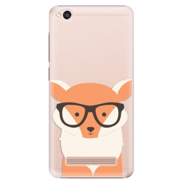 Plastové pouzdro iSaprio – Orange Fox – Xiaomi Redmi 4A Plastové pouzdro iSaprio – Orange Fox – Xiaomi Redmi 4A