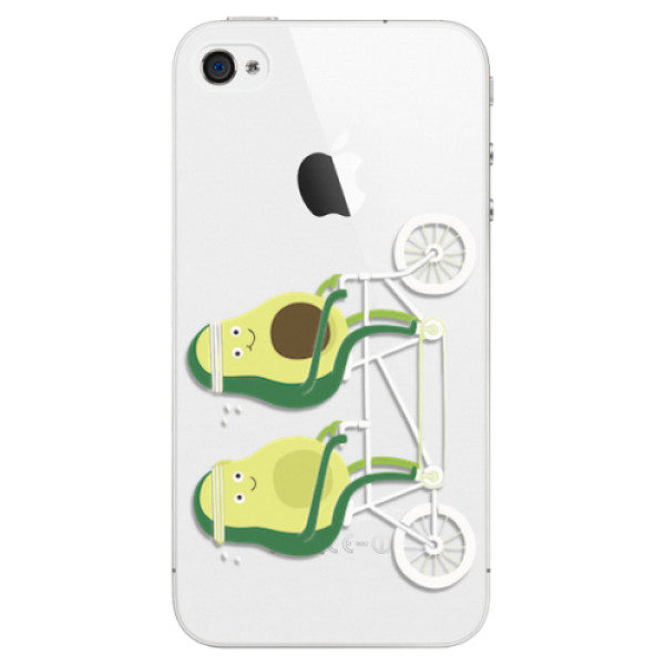 Plastové pouzdro iSaprio – Avocado – iPhone 4/4S Plastové pouzdro iSaprio – Avocado – iPhone 4/4S