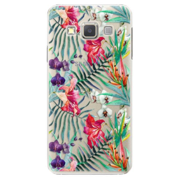 Plastové pouzdro iSaprio – Flower Pattern 03 – Samsung Galaxy A5 Plastové pouzdro iSaprio – Flower Pattern 03 – Samsung Galaxy A5