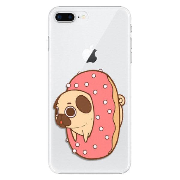 Plastové pouzdro iSaprio – Dog 04 – iPhone 8 Plus Plastové pouzdro iSaprio – Dog 04 – iPhone 8 Plus