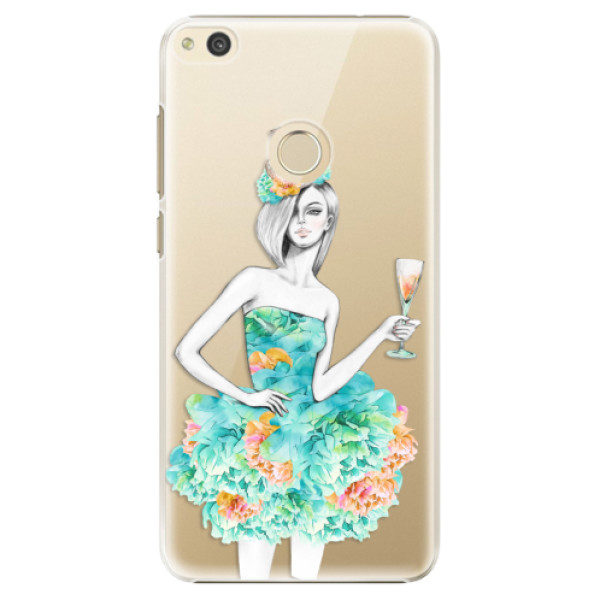 Plastové pouzdro iSaprio – Queen of Parties – Huawei P8 Lite 2017 Plastové pouzdro iSaprio – Queen of Parties – Huawei P8 Lite 2017
