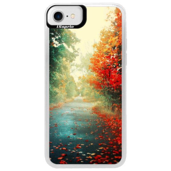 Neonové pouzdro Blue iSaprio – Autumn 03 – iPhone 7 Neonové pouzdro Blue iSaprio – Autumn 03 – iPhone 7