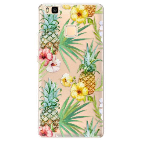 Plastové pouzdro iSaprio – Pineapple Pattern 02 – Huawei Ascend P9 Lite Plastové pouzdro iSaprio – Pineapple Pattern 02 – Huawei Ascend P9 Lite
