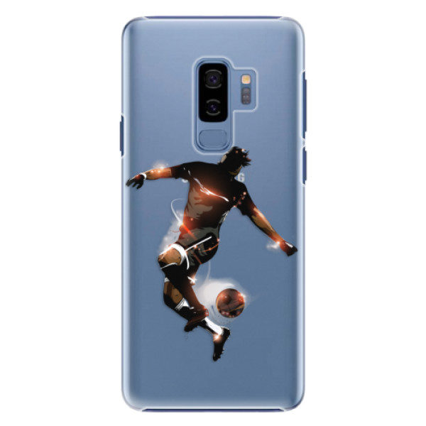 Plastové pouzdro iSaprio – Fotball 01 – Samsung Galaxy S9 Plus Plastové pouzdro iSaprio – Fotball 01 – Samsung Galaxy S9 Plus