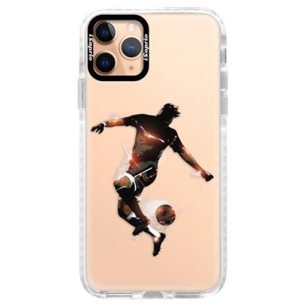 Silikonové pouzdro Bumper iSaprio – Fotball 01 – iPhone 11 Pro Silikonové pouzdro Bumper iSaprio – Fotball 01 – iPhone 11 Pro