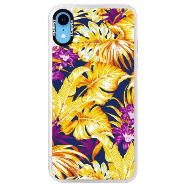 Neonové pouzdro Blue iSaprio – Tropical Orange 04 – iPhone XR Neonové pouzdro Blue iSaprio – Tropical Orange 04 – iPhone XR