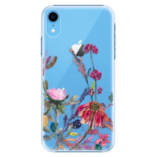 Plastové pouzdro iSaprio – Herbs 02 – iPhone XR Plastové pouzdro iSaprio – Herbs 02 – iPhone XR