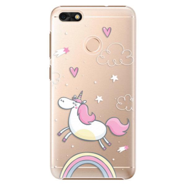 Plastové pouzdro iSaprio – Unicorn 01 – Huawei P9 Lite Mini Plastové pouzdro iSaprio – Unicorn 01 – Huawei P9 Lite Mini