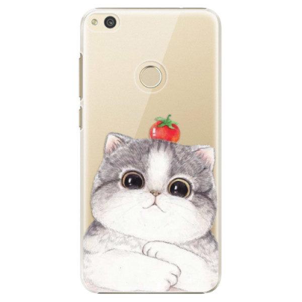 Plastové pouzdro iSaprio – Cat 03 – Huawei P8 Lite 2017 Plastové pouzdro iSaprio – Cat 03 – Huawei P8 Lite 2017