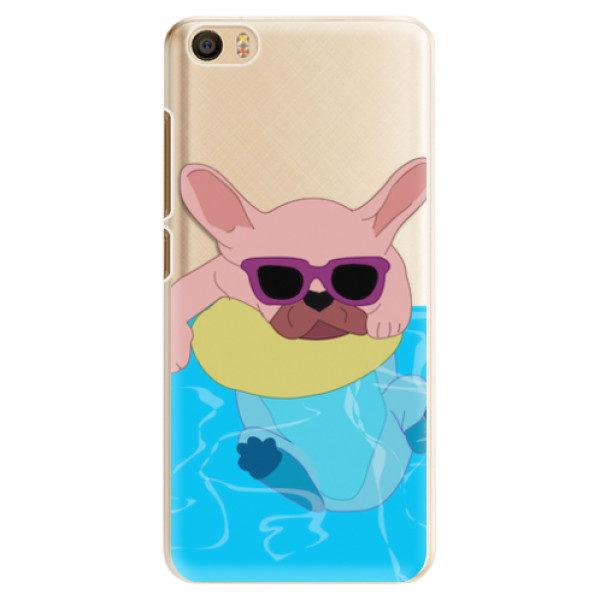Plastové pouzdro iSaprio – Swimming Dog – Xiaomi Mi5 Plastové pouzdro iSaprio – Swimming Dog – Xiaomi Mi5
