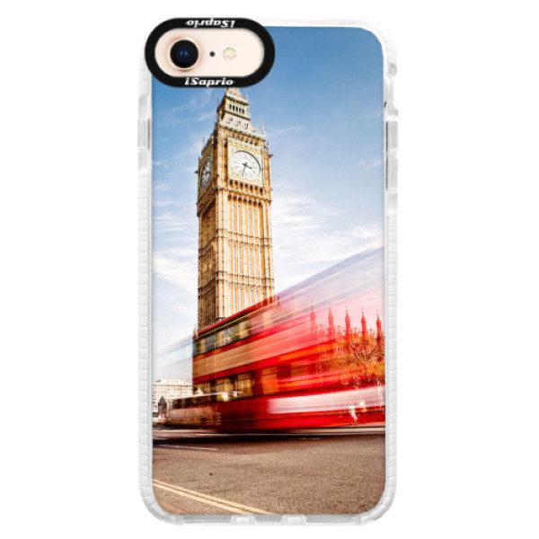 Silikonové pouzdro Bumper iSaprio – London 01 – iPhone 8 Silikonové pouzdro Bumper iSaprio – London 01 – iPhone 8