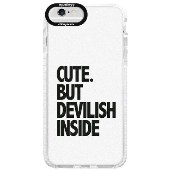 Silikonové pouzdro Bumper iSaprio – Devilish inside – iPhone 6/6S Silikonové pouzdro Bumper iSaprio – Devilish inside – iPhone 6/6S