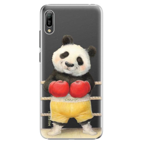 Plastové pouzdro iSaprio – Champ – Huawei Y6 2019 Plastové pouzdro iSaprio – Champ – Huawei Y6 2019