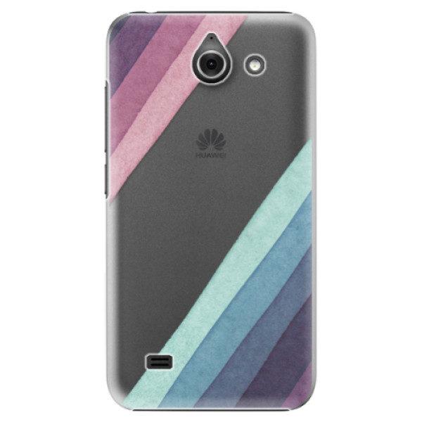 Plastové pouzdro iSaprio – Glitter Stripes 01 – Huawei Ascend Y550 Plastové pouzdro iSaprio – Glitter Stripes 01 – Huawei Ascend Y550