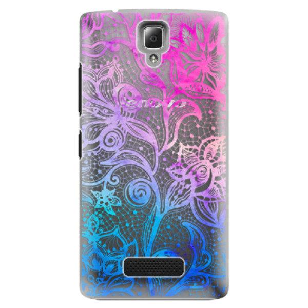 Plastové pouzdro iSaprio – Color Lace – Lenovo A2010 Plastové pouzdro iSaprio – Color Lace – Lenovo A2010