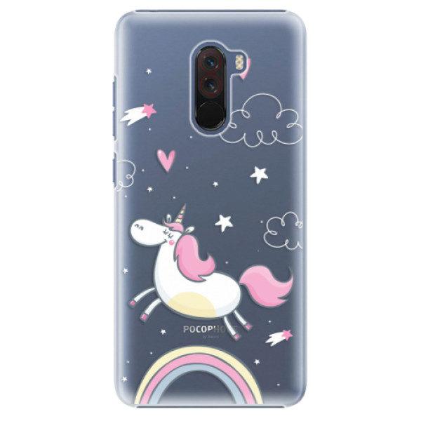 Plastové pouzdro iSaprio – Unicorn 01 – Xiaomi Pocophone F1 Plastové pouzdro iSaprio – Unicorn 01 – Xiaomi Pocophone F1