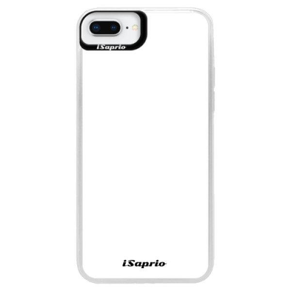 Neonové pouzdro Blue iSaprio – 4Pure – bílý – iPhone 8 Plus Neonové pouzdro Blue iSaprio – 4Pure – bílý – iPhone 8 Plus