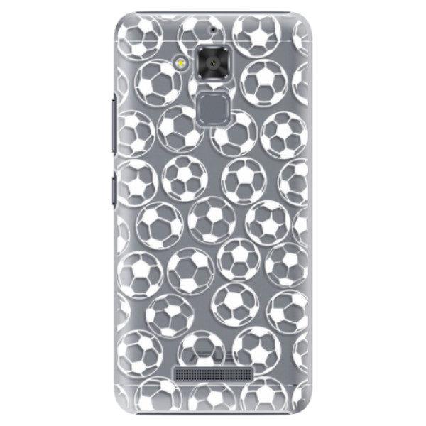 Plastové pouzdro iSaprio – Abstract Triangles 03 – black – Asus ZenFone 3 Max ZC520TL Plastové pouzdro iSaprio – Abstract Triangles 03 – black – Asus ZenFone 3 Max ZC520TL