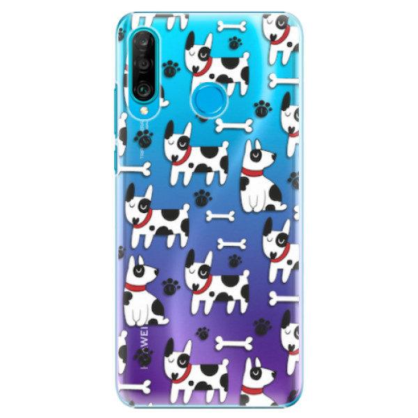 Plastové pouzdro iSaprio – Dog 02 – Huawei P30 Lite Plastové pouzdro iSaprio – Dog 02 – Huawei P30 Lite