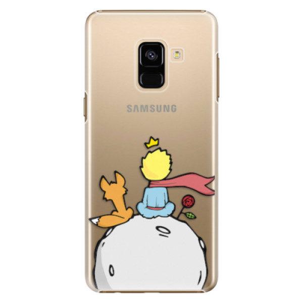 Plastové pouzdro iSaprio – Prince – Samsung Galaxy A8 2018 Plastové pouzdro iSaprio – Prince – Samsung Galaxy A8 2018