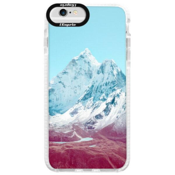 Silikonové pouzdro Bumper iSaprio – Highest Mountains 01 – iPhone 6/6S Silikonové pouzdro Bumper iSaprio – Highest Mountains 01 – iPhone 6/6S